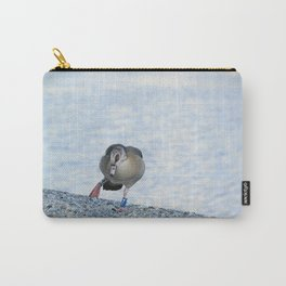 seven is my duck number Carry-All Pouch