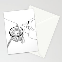 A Cup Of Tea Stationery Cards