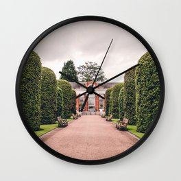 The Orangery | London City Architecture Photography in Kensington Gardens Wall Clock