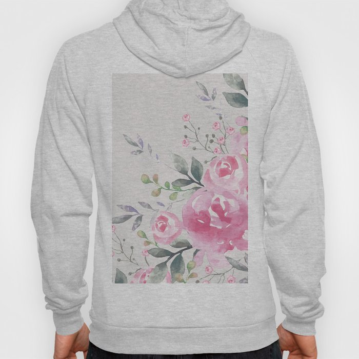ROSES FLORAL BOUQUET Hoody
