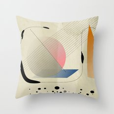 Untitled#05 Throw Pillow