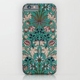 "William Morris ""Hyacinth"" 1. iPhone Case"