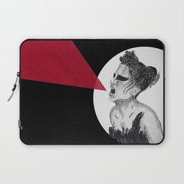 Black Swan IV Laptop Sleeve