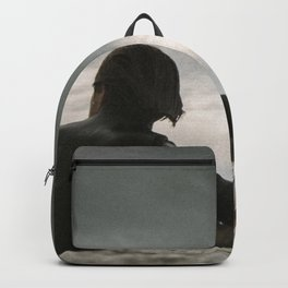Surf grey photo Backpack