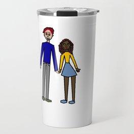 Archie X Josie Travel Mug