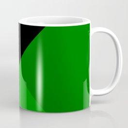 Mine Craft Creeper Three Color Design Coffee Mug