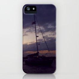 Faith Holdfast iPhone Case