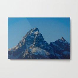 Teton, No. 3 Metal Print