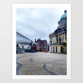 Hull Blade - City of Culture 2017 Art Print
