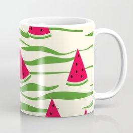 Juicy slices of watermelon Coffee Mug