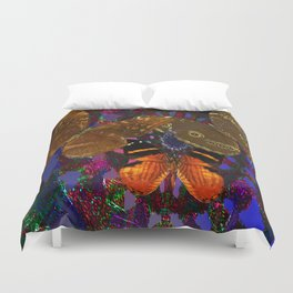 Color in a Colorful World Duvet Cover