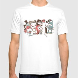 Costume Party T-shirt