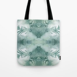 feathery leaves Tote Bag