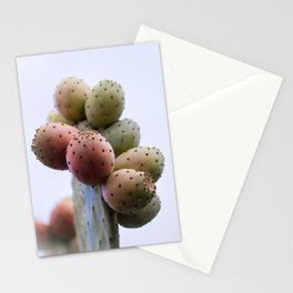 Prickly Pear Fruits Stationery Cards