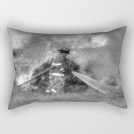 Firefighter Rectangular Pillow