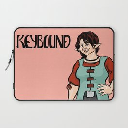Cheerful Eledrine Laptop Sleeve