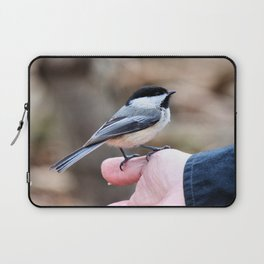 lets feed the birds Laptop Sleeve