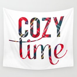 Cozy Time Wall Tapestry
