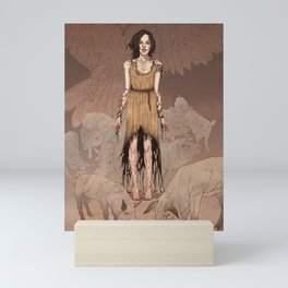 The Wyrd: Gavina Mini Art Print