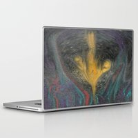 arrow Laptop & iPad Skins featuring Arrow by Geni