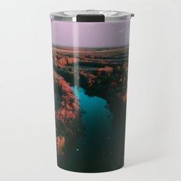 north dakota fall Travel Mug