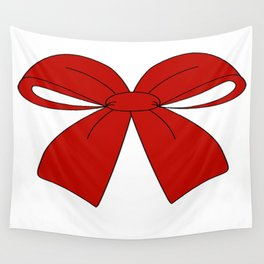 bow Wall Tapestry