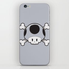 Toad Skull iPhone Skin