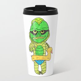 Baby creature from the black lagoon Travel Mug