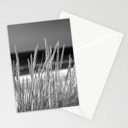 Landes seascape. Stationery Cards
