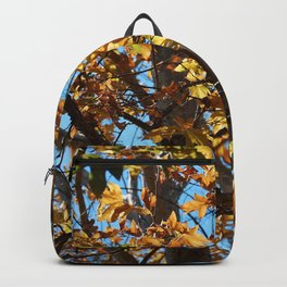 Fall Time Tree Backpack