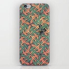 Escape Pattern iPhone Skin