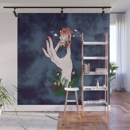 Welcome Home Wall Mural