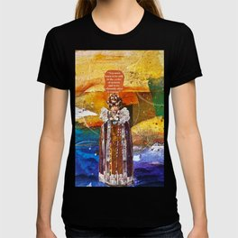 In Stillness, Lies Wisdom T-shirt