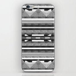 DG Aztec No.2 Monotone iPhone Skin
