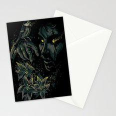 The life of the living dead Stationery Cards