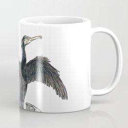 The Great Cormorant Coffee Mug