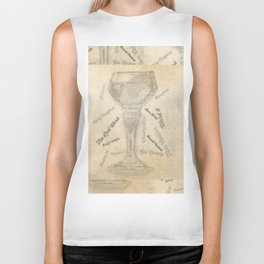 Prohibition Cocktails Biker Tank