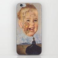 salvador dali iPhone & iPod Skins featuring Salvador Dali by Raven Ellis