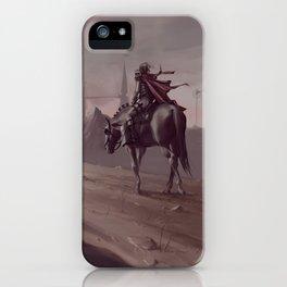 Kingdom of Lyberia iPhone Case
