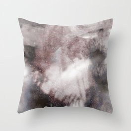 The Collector Throw Pillow
