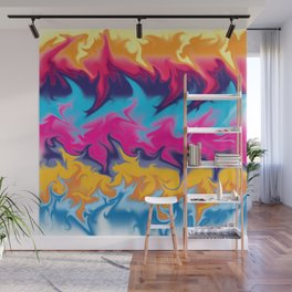 The Blender III Wall Mural