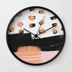 Nupastel Wall Clock