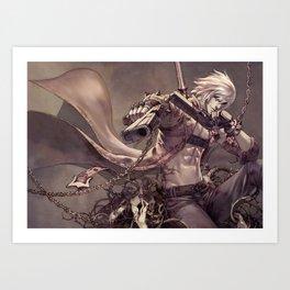 DMC3 Art Print