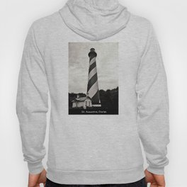 St. Augustine Florida Lighthouse Hoody