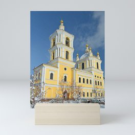 Transfiguration Cathedral Mini Art Print