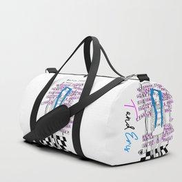 T & Eris - NOT SO FRAGILE Duffle Bag