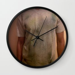Simply Spray Paint. Wall Clock