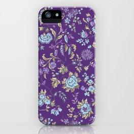 plum liberty iPhone Case