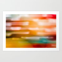 pause and go Art Print