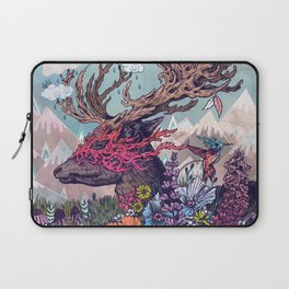 Journeying Spirit (deer) Laptop Sleeve